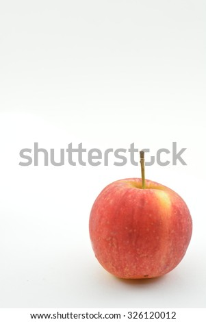 Small fruit apples.