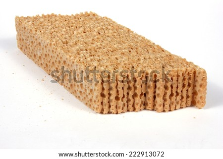 small loaf of bread as element dietetic health feeding