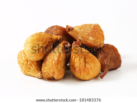 small portion of dried figs