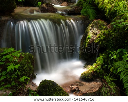 Small Water Fall