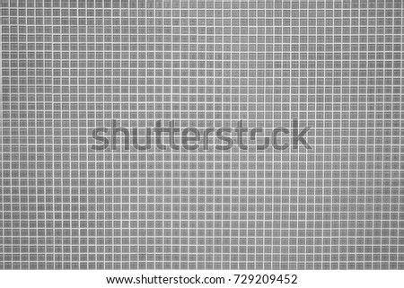 Small White Square Tiles Texture And Background For Design Architect Beautiful Black