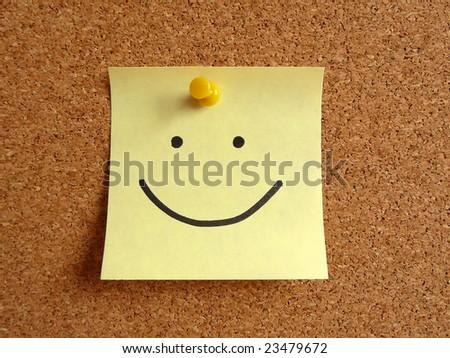 Smile! - stock photo