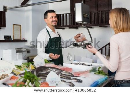 Stock photos royalty free images vectors shutterstock for Fish customer service