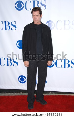 Smith star RAY LIOTTA at the CBS Summer Press Tour Stars Party at the Rose Bowl in Pasadena, CA.  July 15, 2006  Pasadena, CA  2006 Paul Smith / Featureflash - stock photo