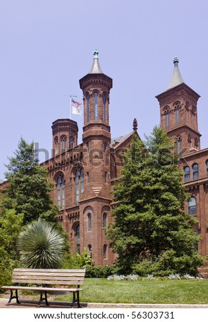 Smithsonian Institution - stock photo