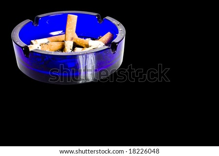 smoke - stock photo