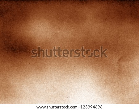 Smoky sienna  background - stock photo