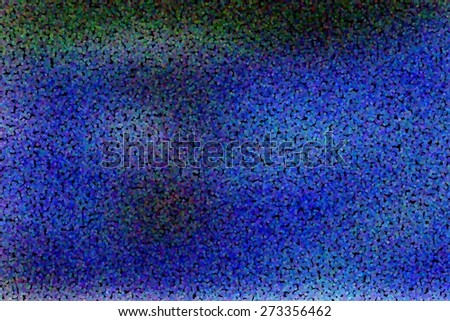 Smooth abstract colorful background with dotted pointillized style - stock photo
