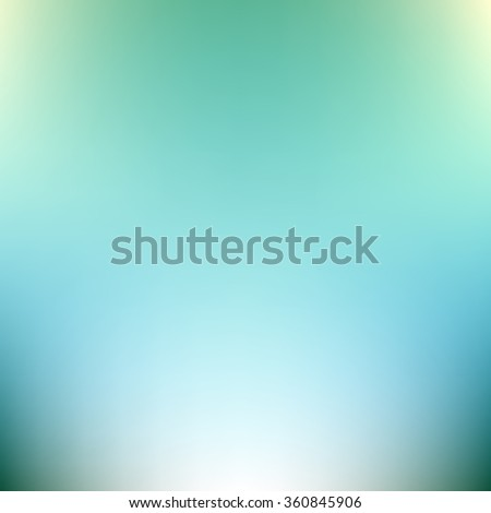 Smooth abstract colorful backgrounds set illustration - stock photo
