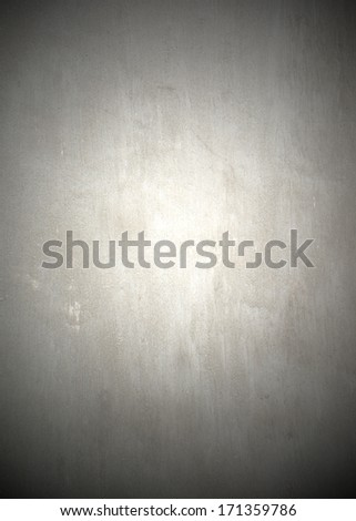 smooth cement background - stock photo