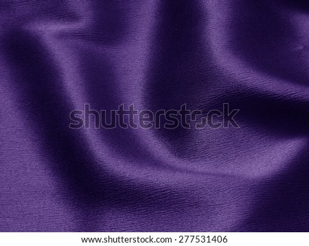 Smooth elegant silk or satin can use as background. - stock photo