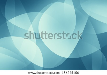 smooth gradient background, blue abstract background - stock photo