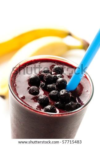 smoothie - stock photo