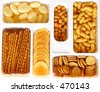 snack mix - stock photo