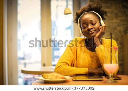 Snack time - stock photo
