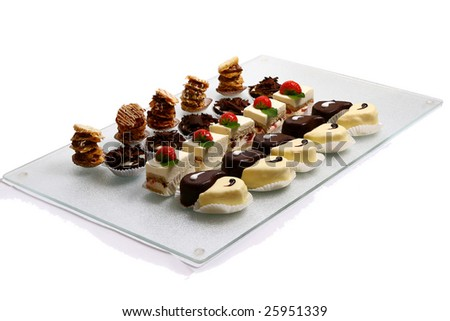 snacks - stock photo
