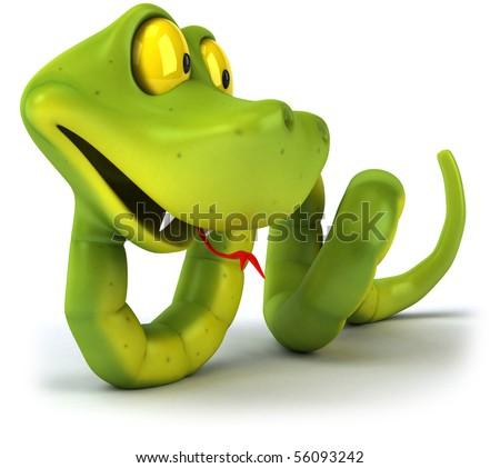 Snake - stock photo