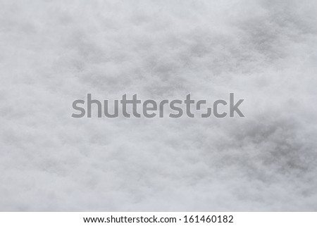 snow in the background - stock photo