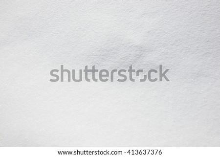 Snow texture detail background - stock photo