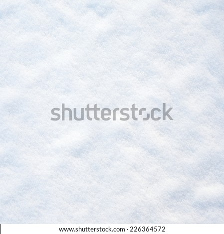 snow texture (great series) - stock photo