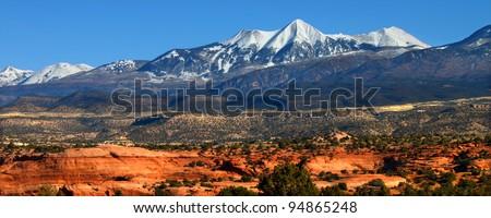 Utah landscape stock photos images pictures shutterstock for Landscaping rocks utah county