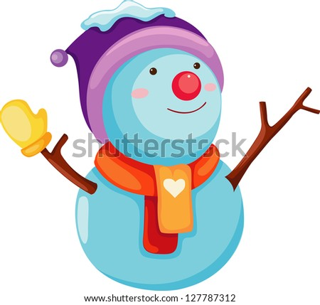 Snowman.jpg (EPS vector version id 126778379,format also available in my portfolio)