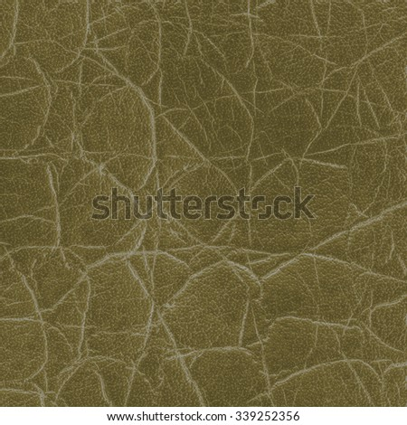 snuff-color artificial snake skin texture  closeup - stock photo