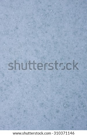 Soap bubble in the tub as background. - stock photo