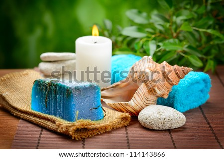 soap from marine minerals