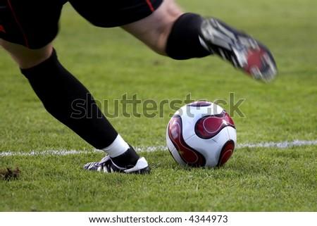 soccer football goalkeeper - stock photo