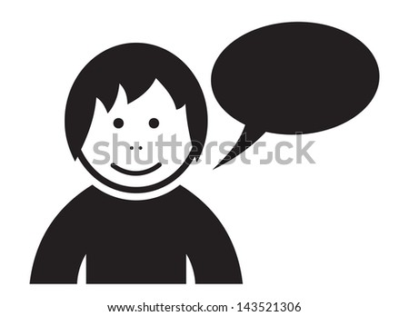 Social icon - stock photo