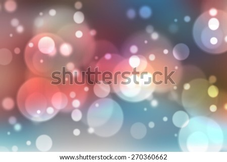 soft abstract background for various design artworks with wonderful twinkling bokeh - stock photo