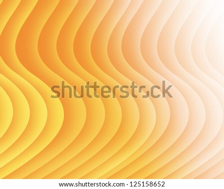 soft abstract background yellow color - stock photo