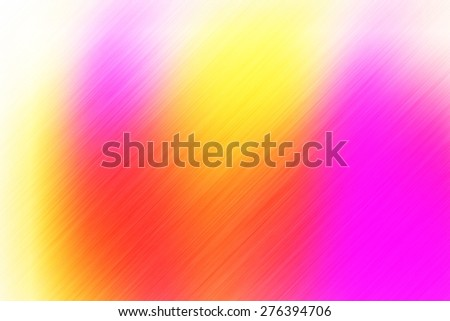 soft abstract pink yellow red background for various design artworks with up right diagonal speed motion lines - stock photo