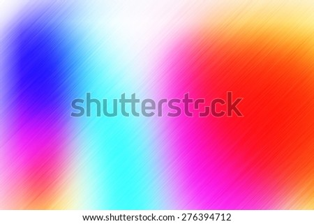 soft abstract red white orange pink blue background for various design artworks with up right diagonal speed motion lines - stock photo