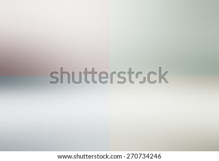 Soft Backgrounds Collection - stock photo