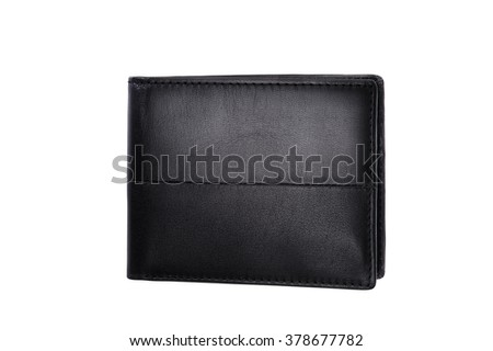 Soft Black Leather Wallet Crafted from luxury Italian leather with a stunning textured grain for Stylish Accessories