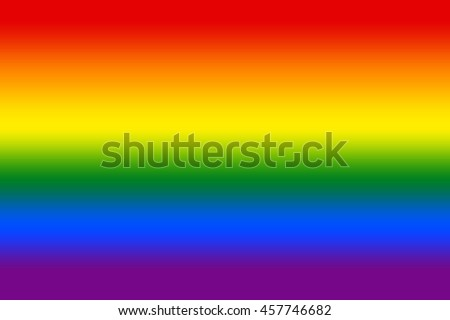 Soft blurred gradient rainbow abstract background. (LGBT Movement) Abstract desktop wallpaper or presentation in many projects.