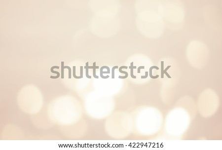 Soft colored abstract background with festive defocused lights.   Bokeh holiday  texture  - stock photo