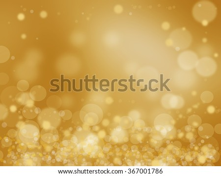 Soft colored abstract yellow background