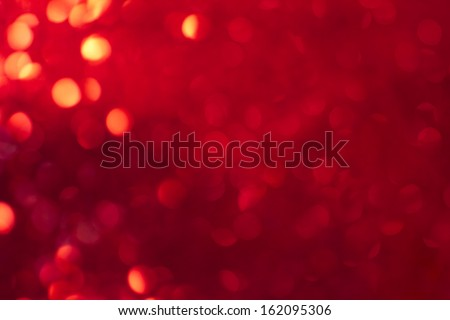 soft defocused holidays light background - stock photo