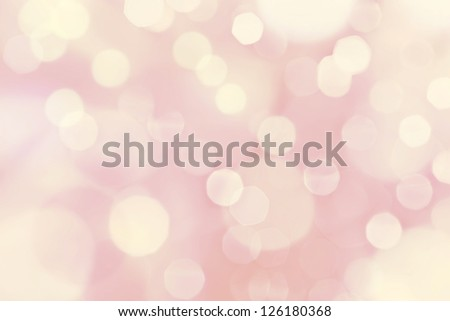 Soft lights background