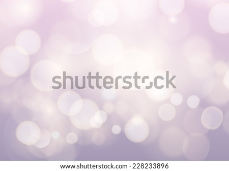 Soft lights background.  - stock photo