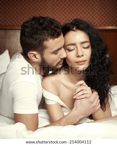 Soft touches - stock photo