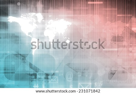 Software Engineering as a Tech Business Concept - stock photo
