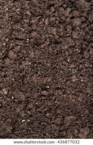 soil as background