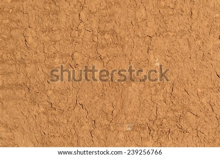 soil plain texture background - stock photo