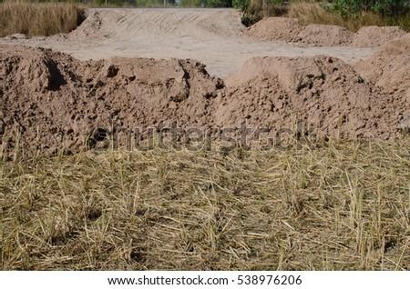 Tongra jantaduang 39 s portfolio on shutterstock for Soil reclamation