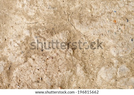 soil textures - stock photo