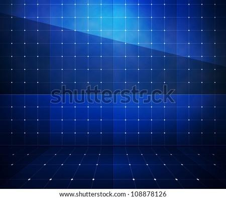 Solar Room - stock photo